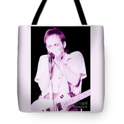 Steve Marriott - Humble Pie At The Cow Palace S F 5-16-80  Tote Bag