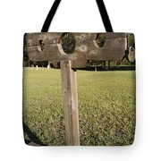 Stockade Ninety Six National Historic Site Tote Bag
