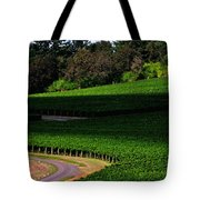 Stoller Vineyard Roads 19050 Tote Bag