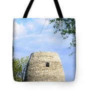 Stone Tower Tote Bag