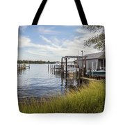 Stoney Creek Marina Tote Bag