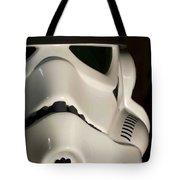 Stormtrooper Helmet Tote Bag