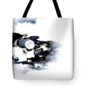 Stormy Moon Tote Bag