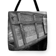 Straight As It Gets Tote Bag
