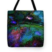 Strange Dream Tote Bag