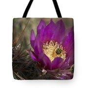 Strawberry Hedgehog Flower Tote Bag
