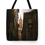 Street Of Rome Tote Bag