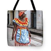Street Vendor Tote Bag