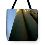 Strong And Tall Tote Bag