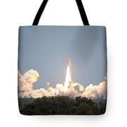 Sts-132, Space Shuttle Atlantis Launch Tote Bag