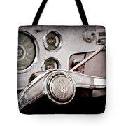Studebaker Steering Wheel Emblem Tote Bag