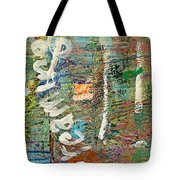 Studio Wall Series Untitled Tote Bag