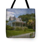 Sullivan's Island House Tote Bag