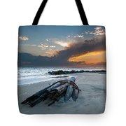 Sullivan's Island Sunset Tote Bag