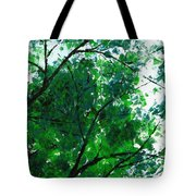 Summertime 4 Tote Bag