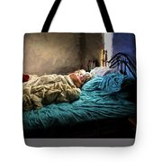 Sunday Morning Tote Bag