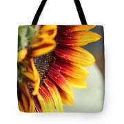 Sunflower Named The Joker Tote Bag