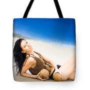 Sunlight Serenity Tote Bag