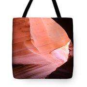 Sunlit Canyon Tote Bag