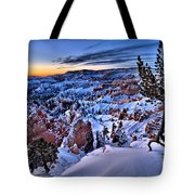 Sunrise At Bryce Tote Bag