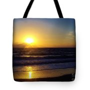 Sunrise - Florida - Beach Tote Bag