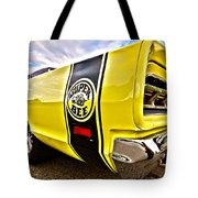 Super Close Super Bee  Tote Bag