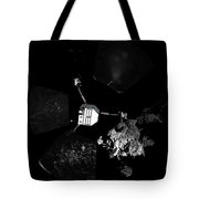 Surface Of Comet 67pc-g, Panoramic View Tote Bag