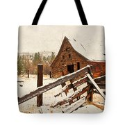 Surviving The Elements Tote Bag