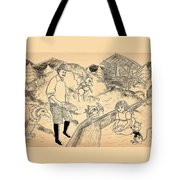 Sutter's Mill Tote Bag