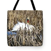 Swanly Tote Bag