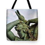 Swann Fountain Philadelphia Tote Bag