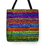 Swatcher 1 Tote Bag
