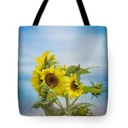 Swaying In The Breeze 2 Tote Bag