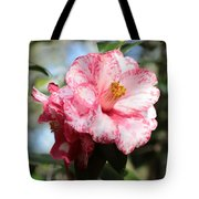 Sweet Camellia Tote Bag