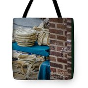 Charleston Sweet Grass Baskets Tote Bag