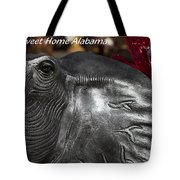 Sweet Home Alabama Tote Bag by Kathy Clark