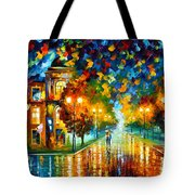 Swimming Sky Tote Bag by Leonid Afremov