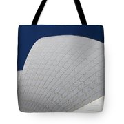Sydney Opera House Roof Tiles Tote Bag
