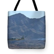 T-33 Shooting Star Flyby Nellis Tote Bag