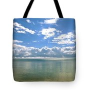 Taking Your Breath Away  Tote Bag