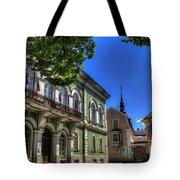 Tallin - Estonia Tote Bag