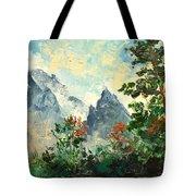 Tatry Mountains- Poland Tote Bag