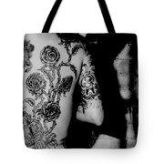 Tattoo Graffiti  Tote Bag