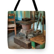 Taxidermy At The Holzwarth Historic Site Tote Bag