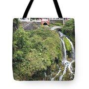 Temple Of Eternal Spring Tote Bag