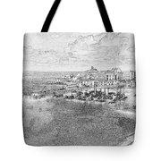Tenby Harbor Tote Bag