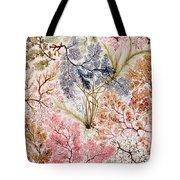 Textile Design Tote Bag