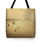 Thai River Life Tote Bag