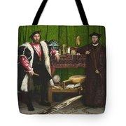 The Ambassadors Tote Bag