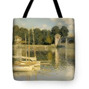 The Argenteuil Bridge Tote Bag